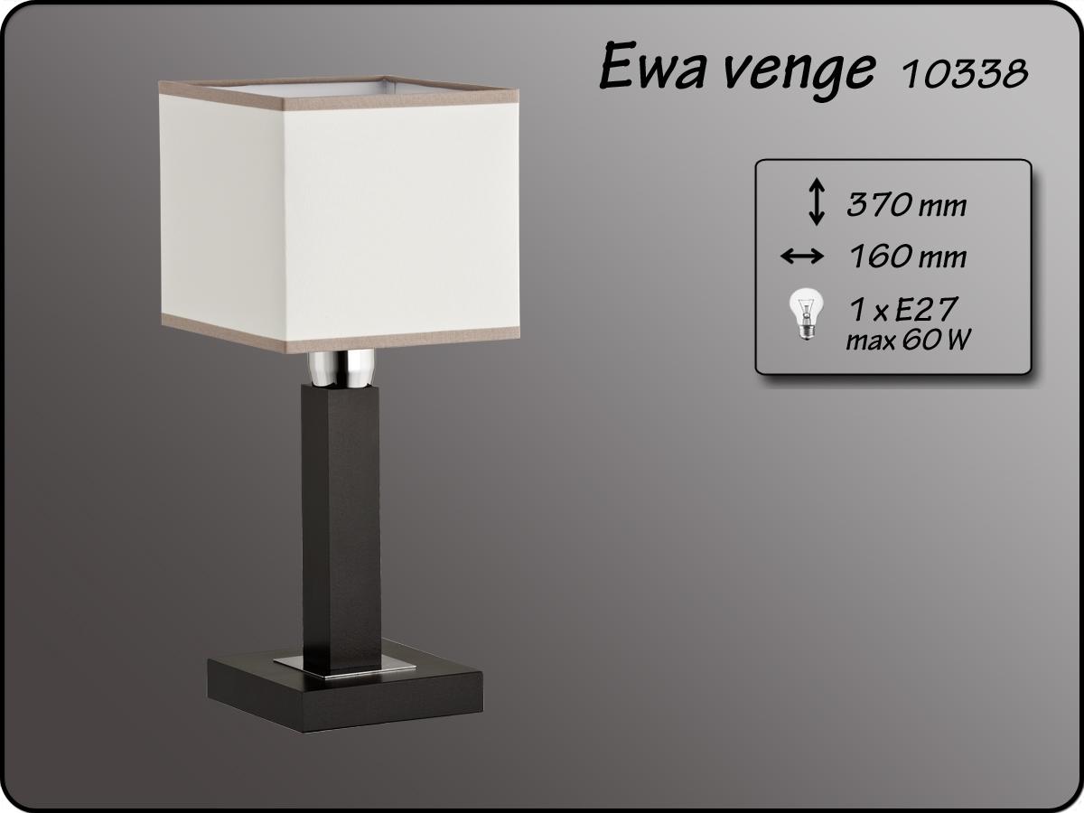 ALFA • EWA VENGE, asztali lámpa, ALFA