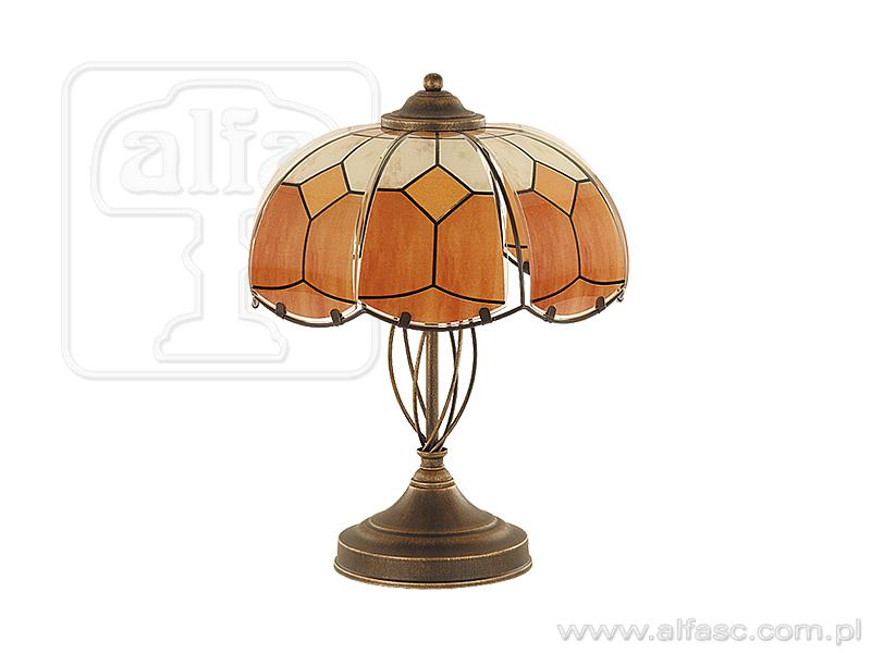 ALFA • WITRAZ, asztali lámpa, ALFA