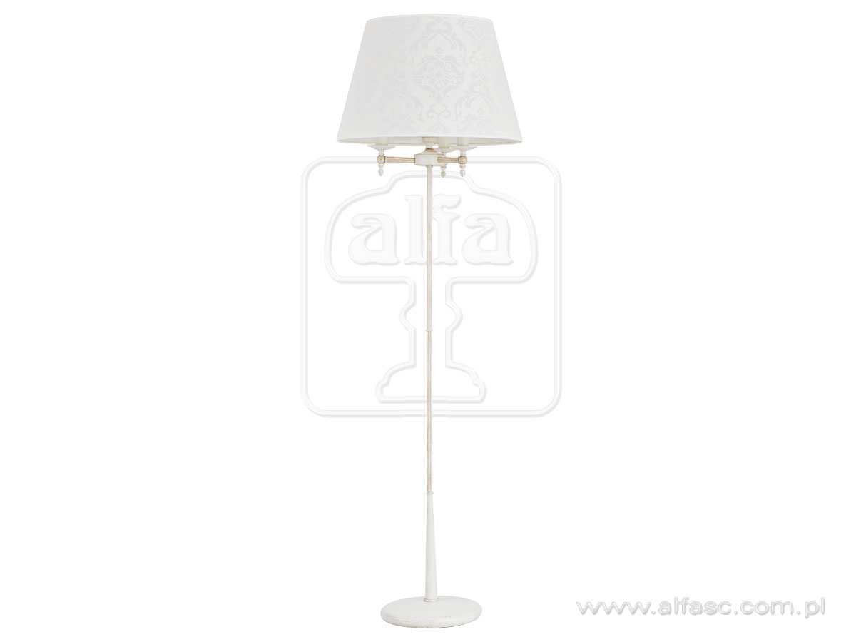 ALFA • ROKSANA WHITE, állólámpa, ALFA