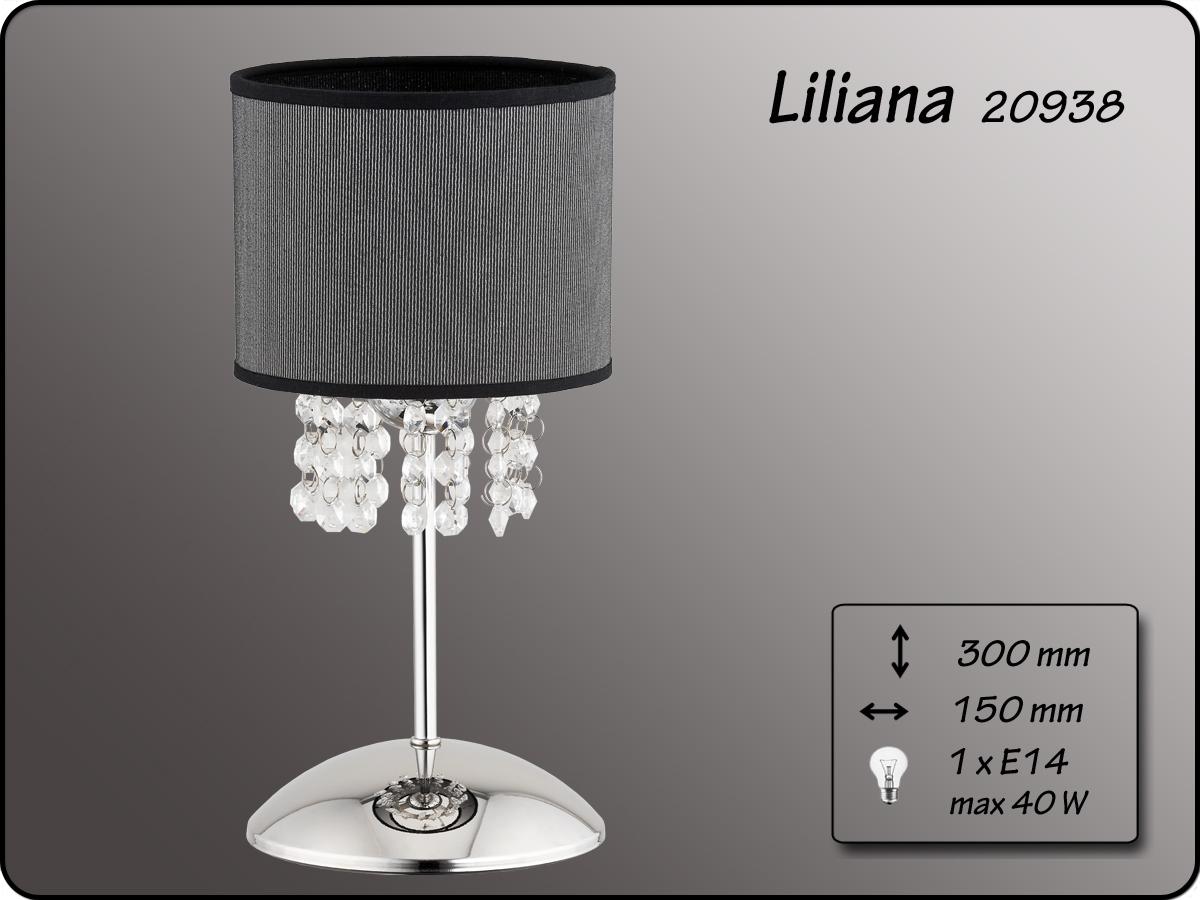 ALFA • LILIANA, asztali lámpa, ALFA
