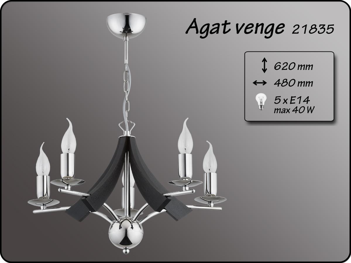 ALFA • AGAT VENGE, 5 ágú csillár, ALFA