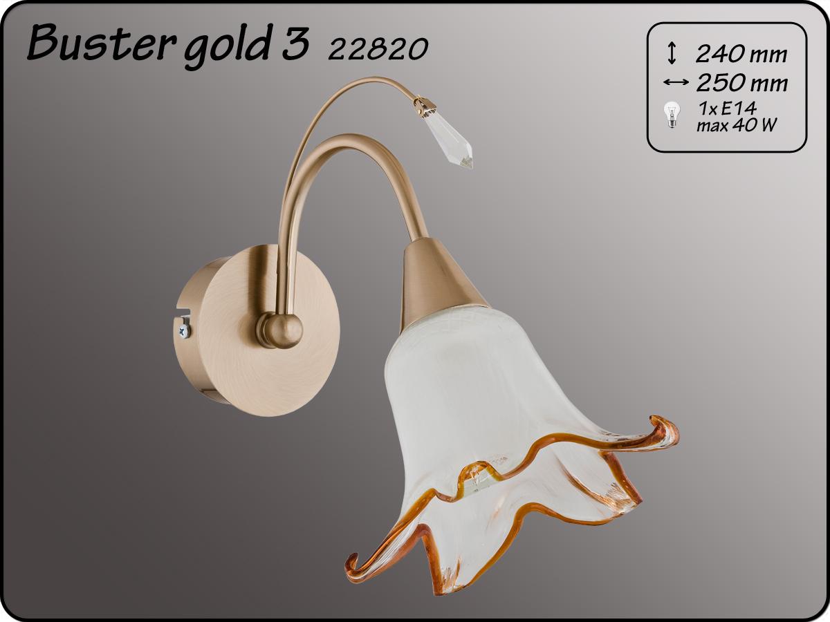 ALFA • BASTER GOLD II, falikar, ALFA