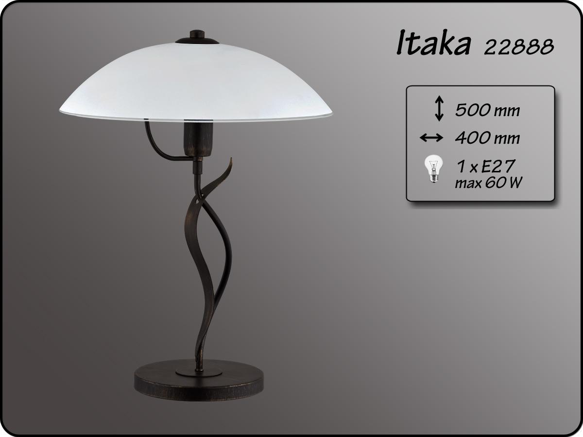 ALFA • ITAKA, asztali lámpa, ALFA