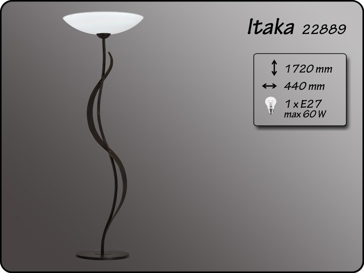 ALFA • ITAKA, állólámpa, ALFA