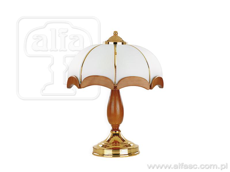 ALFA • SIKORKA, asztali lámpa, ALFA
