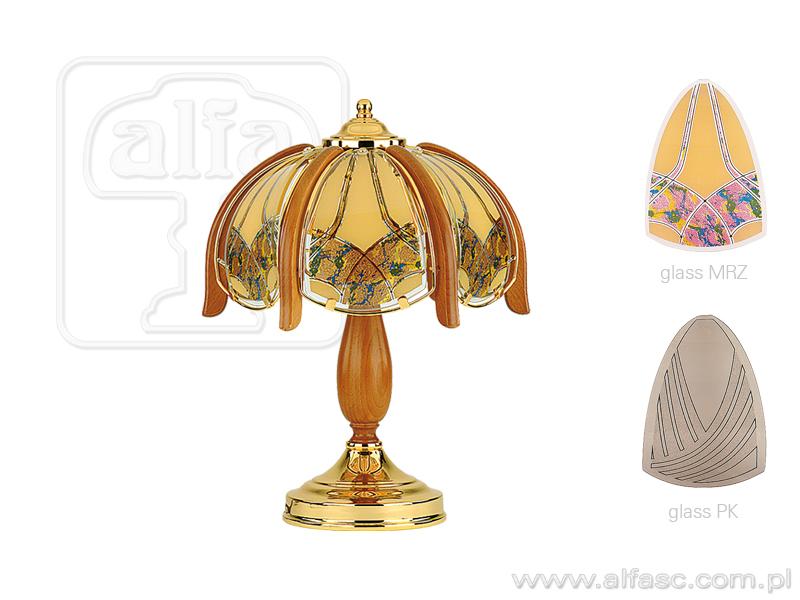 ALFA • JASKÓLKA, asztali lámpa, ALFA