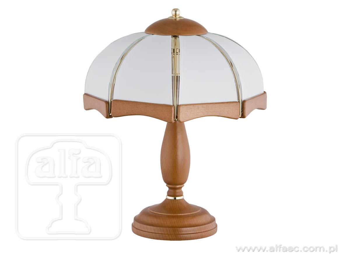 ALFA • CZAJKA, asztali lámpa, ALFA