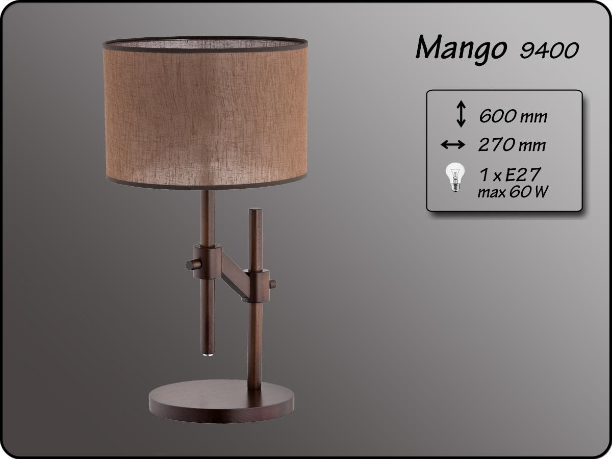 ALFA • MANGO, asztali lámpa, ALFA