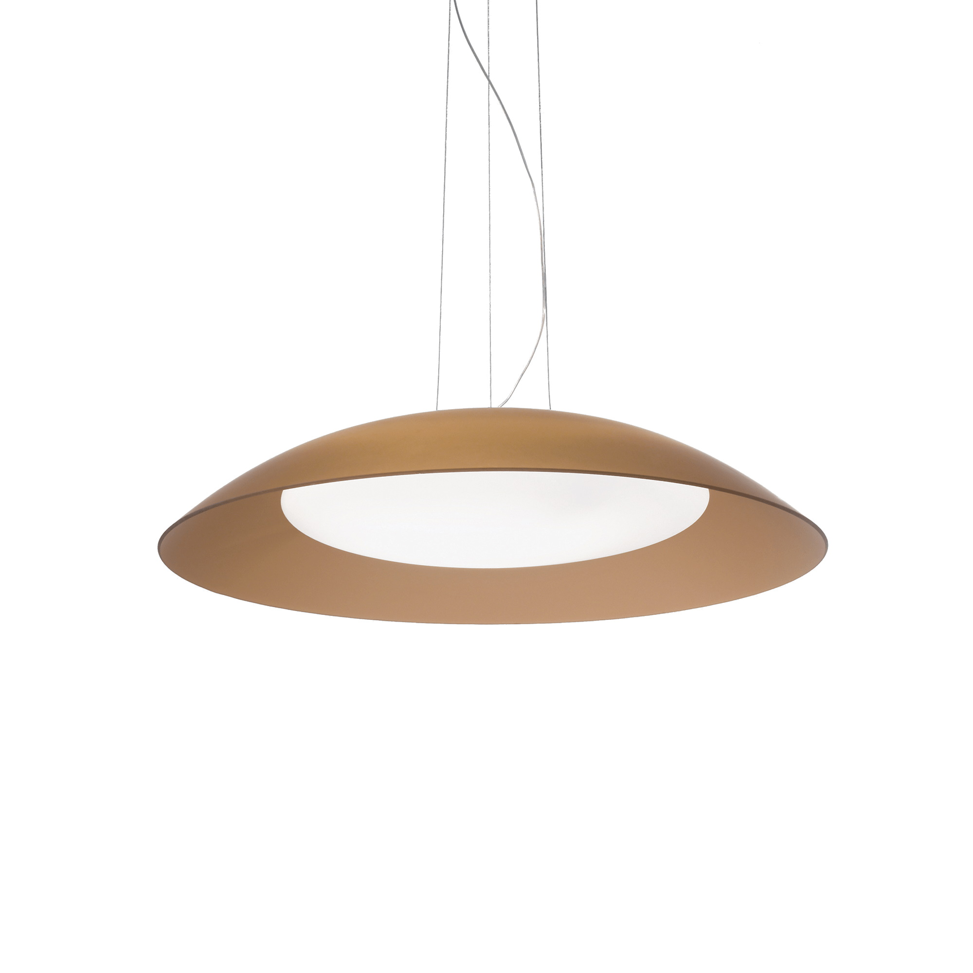 IdealLux LENA SP3 D64 MARRONE