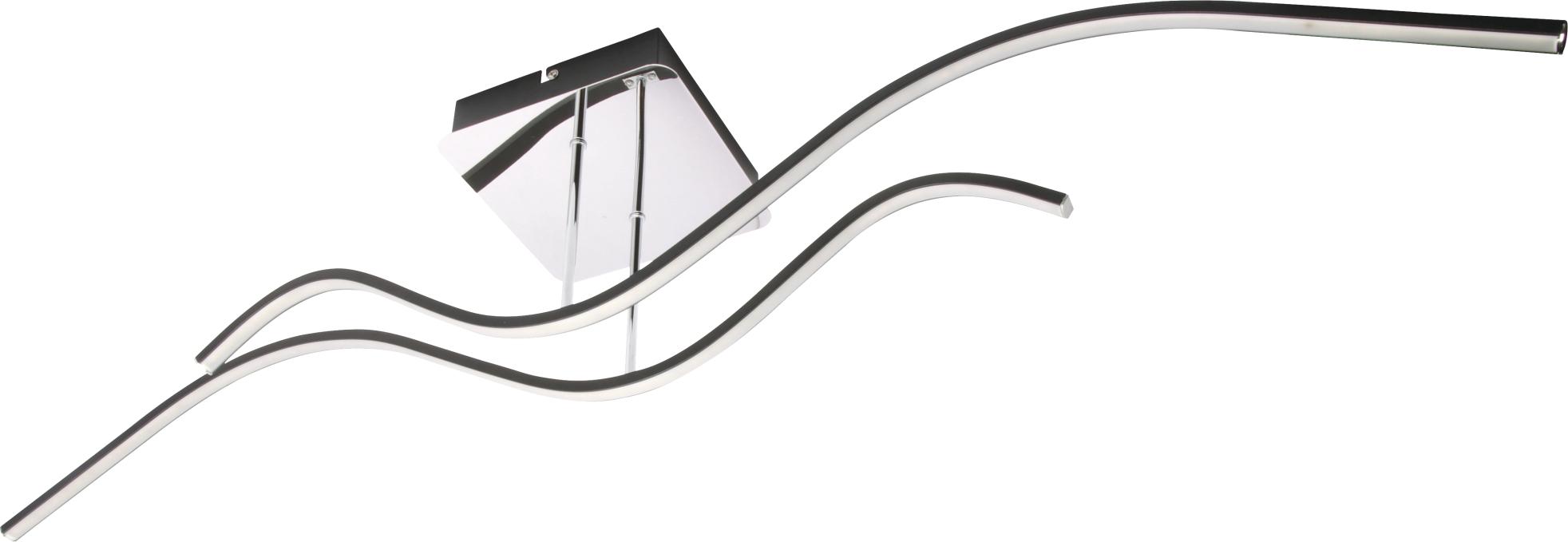 Klausen • Spider, LED-es mennyezeti lámpa, KL-6436