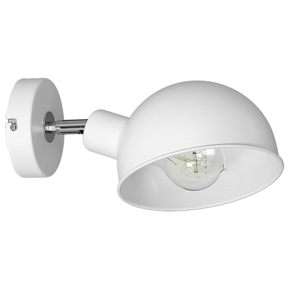 Luminex Devin   fali lámpa  fehér 1